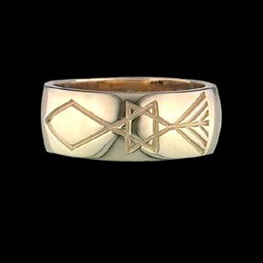 Star-of-David-Ring